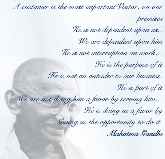 gandhi-quote-customer-service